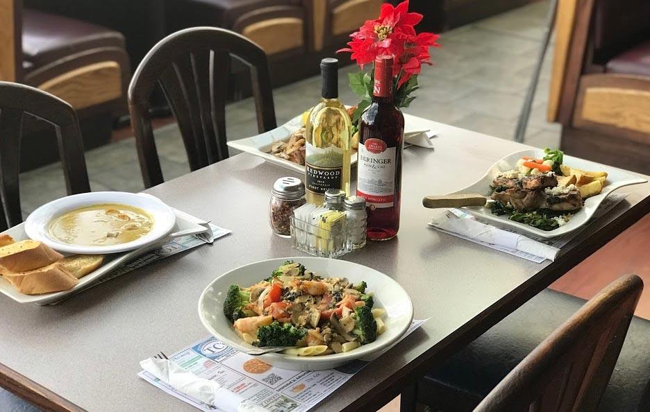 Italian Seafood Waterbury CT